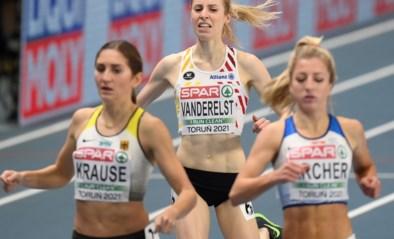 Elise Vanderelst plaatst zich voor finale 1.500m op EK atletiek indoor, Lindsey De Grande out