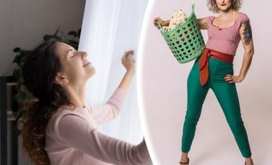 Hoe krijg je snijplanken, spiegels en gordijnen helemaal proper?