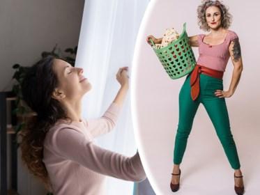 Hoe krijg je snijplanken, spiegels en gordijnen helemaal proper? Onze huishoudexperte Zamarra Kok geeft tips