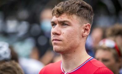 """Fabio Jakobsen ziet ondanks drie """"zware weken"""" licht aan het einde van de tunnel na horrorcrash: """"Ik ga er vol voor!"""""""