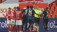 Kossounou riskeert schorsing van twee matchen na rode kaart op het veld van Standard