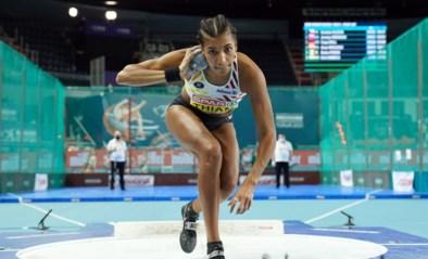 Nafi Thiam ligt op koers voor goud op EK atletiek indoor, maar Noor Vidts ligt op de loer