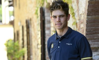 """INTERVIEW. Wout van Aert blikt vooruit op het wielerseizoen: """"Druk en verwachtingen? Dat ken ik al van de cross"""""""
