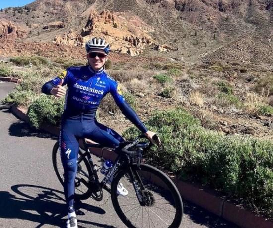 Remco Evenepoel eindelijk opnieuw coureur: eerste hoogtestage en daar is hij blij mee