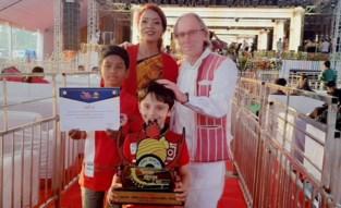 """Wase SOS Junglekids officieel erkend door Indiase regering: """"Teken van respect voor ons werk"""""""