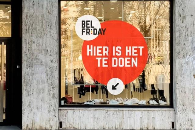 """Belgische winkelketens promoten lokaal winkelen tijdens tweede """"Bel Friday""""-weekend"""