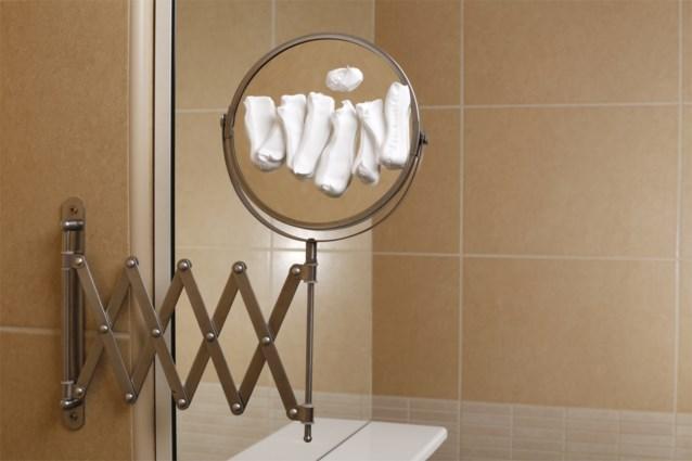 DAG 11. Zo heb je altijd een schone spiegel