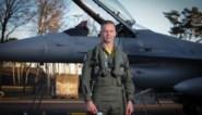 """Vlaamse piloot over 5.000 uur in F-16 vliegen: """"Ik zag een collega neerstorten, dat beeld vergeet ik nooit"""""""