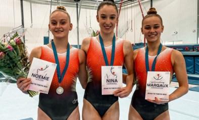 Olympische turnploeg bij de vrouwen eind juni bekend