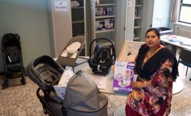 Tweede babytheek van Limburg strijkt neer in Heers
