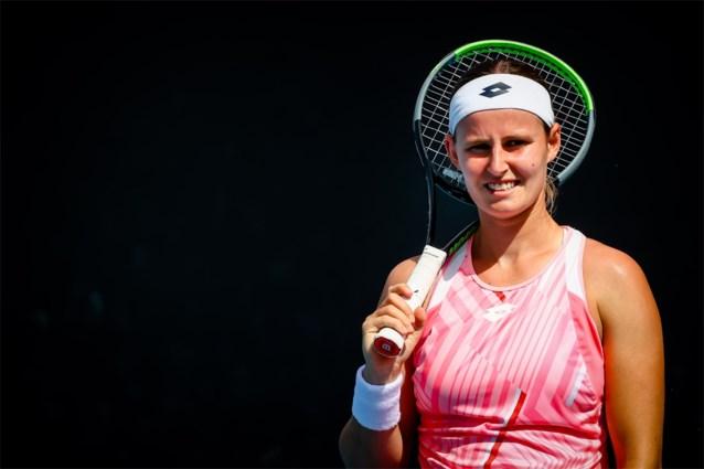 Greet Minnen sneuvelt in de kwartfinales WTA Lyon