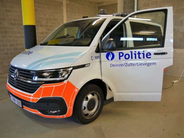 Politie waarschuwt voor inbraken in bestelwagens