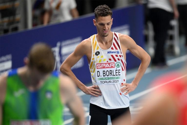 Iguacel naar halve finales 400m, Doom en Dylan Borlée stranden in reeksen op EK atletiek indoor