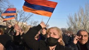 Armenië trekt zich terug uit Eurovisiesongfestival wegens politieke crisis