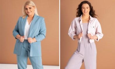 Sandra Kim en Nina Derwael in C&A-campagne voor Vrouwendag