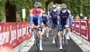 """Mathieu van der Poel over zijn fiets en waarom hij """"schrok"""" van grindstroken Strade Bianche: """"Er maken meer dan drie renners kans"""""""