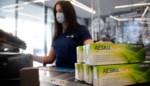 Aanschuiven bij onze buren voor zelftests: Coronasneltests in de rekken bij Duitse supermarkten zijn groot succes