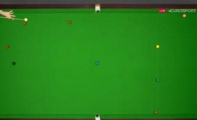 """Ex-wereldkampioen Mark Selby verbaast met """"mirakel"""" op snookertafel"""