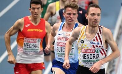 EK INDOOR. Isaac Kimeli en sterke Robin Hendrix in finale 3.000m, Zagré en Berings bereiken halve finales 60m horden
