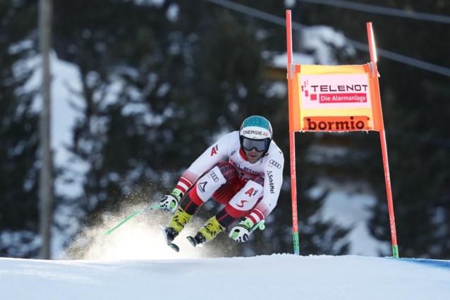 Wereldkampioen Kriechmayr skiet naar winst in afdaling van Saalbach-Hinterglemm, Shiffrin wint slalom in Jasna
