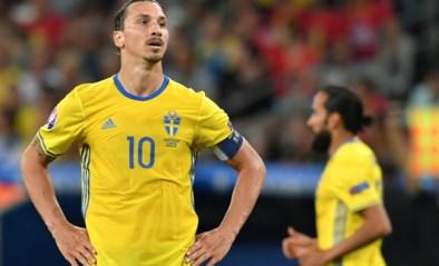 """Zlatan Ibrahimovic op het EK? """"Spits maakt deze maand comeback bij Zweden"""""""