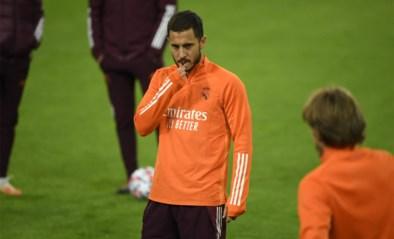 """Revalidatie van Rode Duivel verloopt minder gunstig dan verhoopt: """"Stap achteruit voor Eden Hazard"""""""