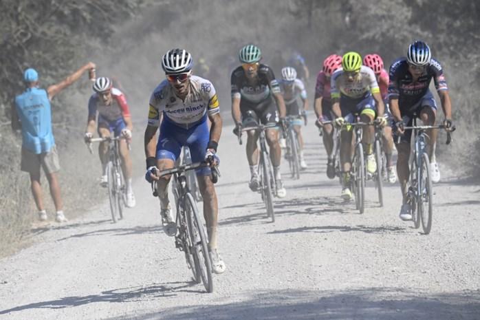 Voorbeschouwing Strade Bianche 2021. De eerste clash tussen de Grote Drie Van Aert, Alaphilippe en Van der Poel (en ook de andere toppers zijn er)