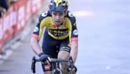 """Wout van Aert tevreden met vierde plek in Strade Bianche: """"Ik wil altijd winnen, maar dat zat er vandaag niet in"""""""
