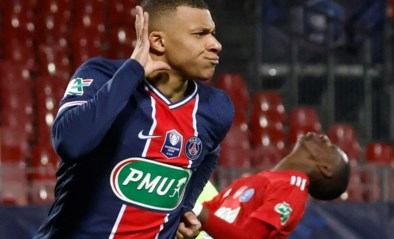 PSG stoot eenvoudig door naar volgende ronde Coupe de France met zege bij Brest