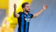 Mats Rits is coronavrij en zit na meer dan twee weken quarantaine weer in wedstrijdkern van Club Brugge