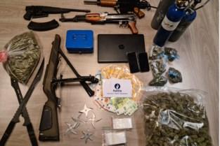 Zes huiszoekingen en acht arrestaties in grootschalig drugsonderzoek