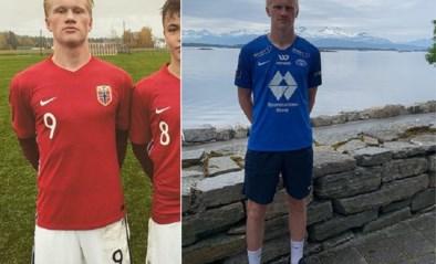 Vergeet Erling Haaland: zijn 17-jarig neefje is goed op weg om in de voetsporen van het Noorse supertalent te treden