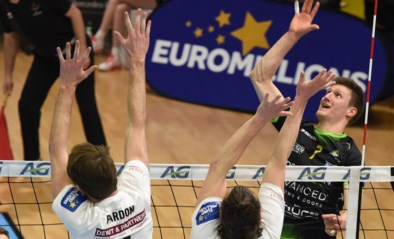 Menen pakt eerste overwinning in Final Four van EuroMillions Volley League