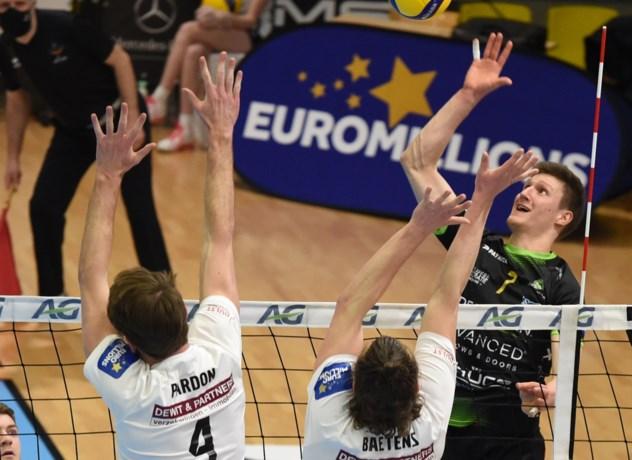 Menen pakt eerste overwinning in Final Four van EuroMillions Volley League