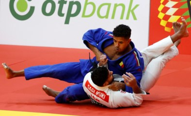 Sami Chouchi verovert brons na zege tegen Matthias Casse op Grand Slam judo