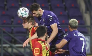 ONZE PUNTEN. Eén gebuisde bij Anderlecht, sterke De Camargo bij KV Mechelen
