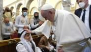 """Paus moedigt christenen in Irak aan hun geloof niet te verliezen: """"Stop niet met dromen"""""""