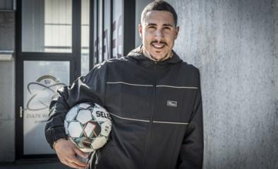 """Gianni Bruno is niet louter meer de vriend van Hazard, maar ook topschutter bij Zulte Waregem: """"Ik ging vaak met Eden naar de McDonald's"""""""