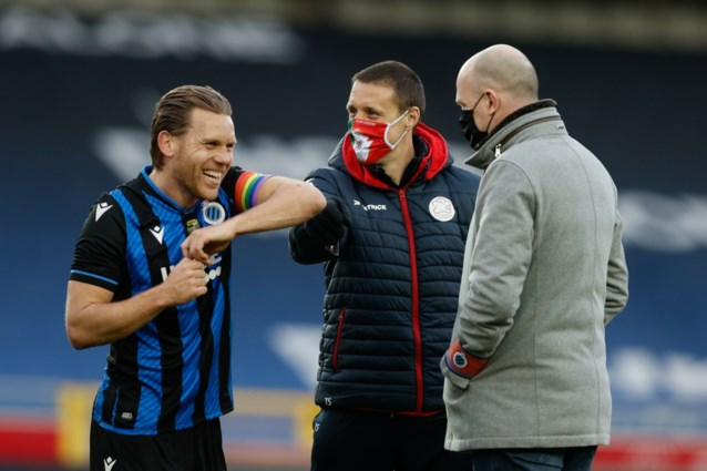 Club Brugge is nog zes zeges verwijderd van het record