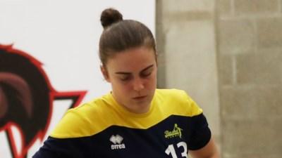 """Silke Ceuleers (Lummen) is terug na blessure: """"Winnen zet ons op weg naar de zevende plaats"""""""