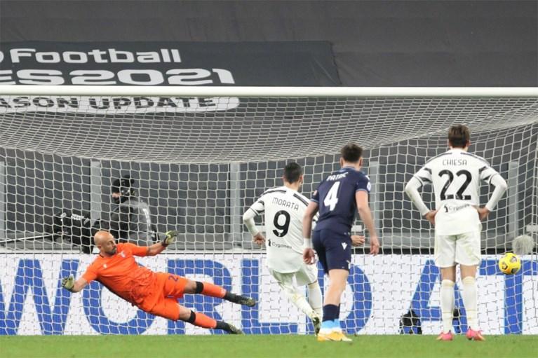 Juventus heeft geen al te grote problemen met Lazio en sluipt dichter bij Inter en AC Milan