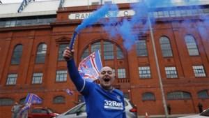 Rangers voor het eerst in tien jaar weer kampioen van Schotland (zelfs nog voor start play-offs)