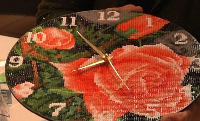 Limburger ontdekt diamond painting en knutselen in coronatijden