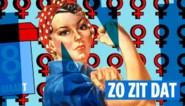ZO ZIT DAT. Deze straffe Belgische vrouwen zetten wij in de bloemetjes voor Vrouwendag