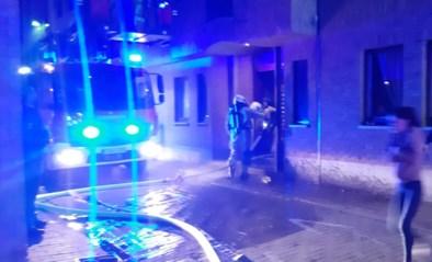 Negen flats ontruimd in Tongeren door brandende pan met olie op fornuis