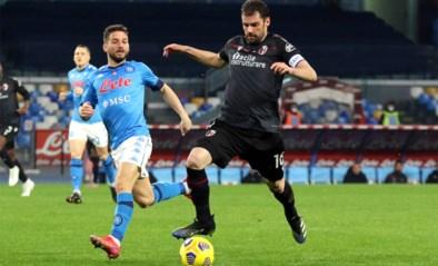 Dries Mertens en Napoli laten niets liggen tegen Bologna na mooi doelpunt Victor Osimhen (ex-Charleroi)