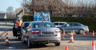 16 procent rijdt te vlug tijdens Verkeersveilige Dag