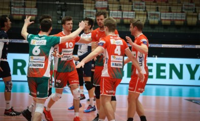 Maaseik wint de topper tegen Roeselare en neemt de leiding in de Final Four van de EuroMillions Volley League