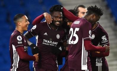 Youri Tielemans helpt Leicester City met heerlijke assist aan voorlopige tweede plek in Premier League