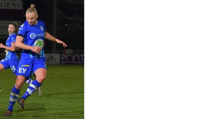 """Ella Van Kerkhoven: """"Ik kan op fysiek vlak nog stappen zetten"""""""